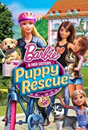 Barbie and Her Sisters: Puppy Rescue Poster