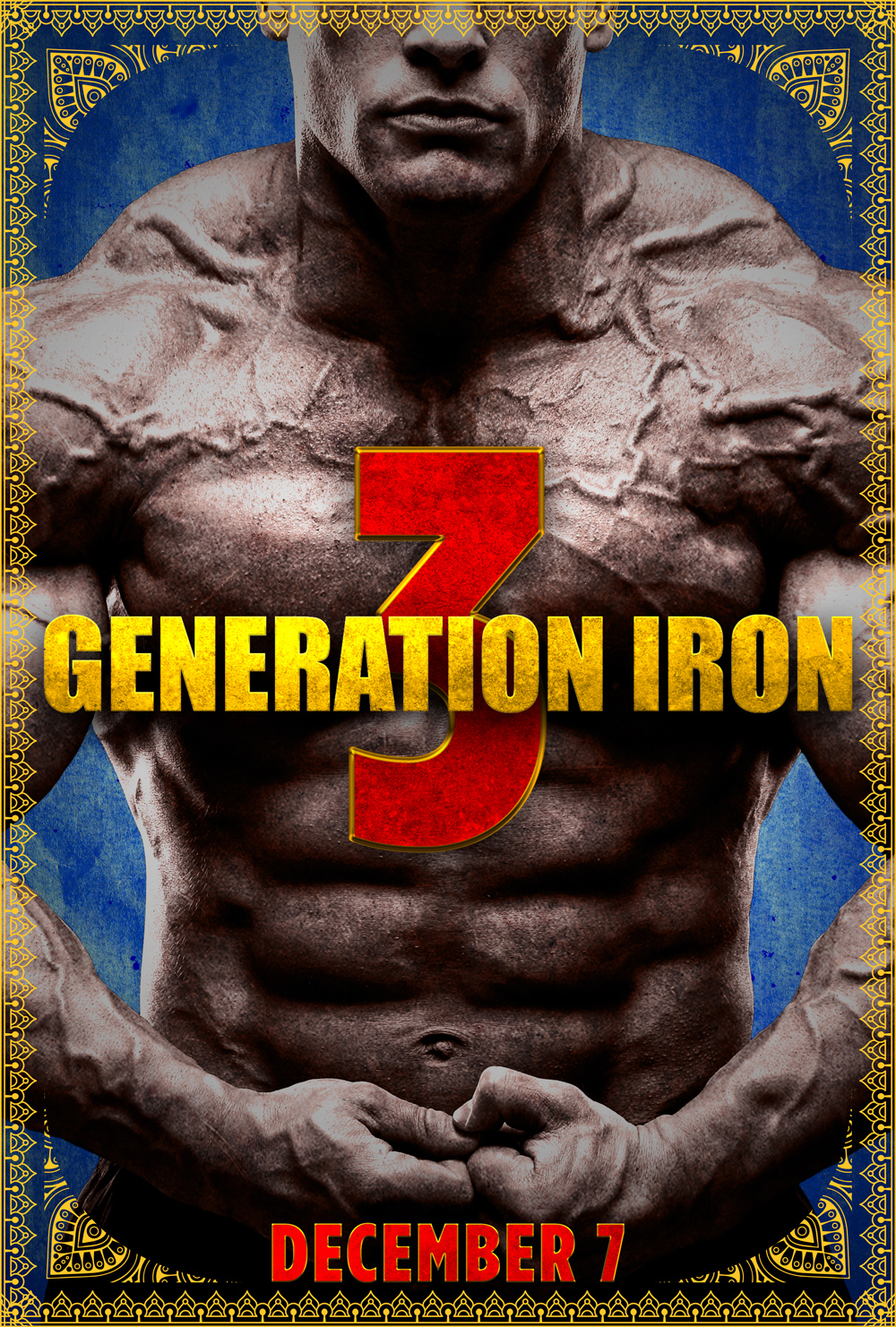 Generation Iron 3 Stream