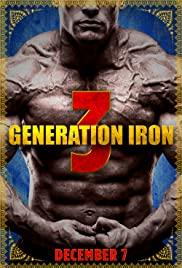 Generation Iron 3 Poster