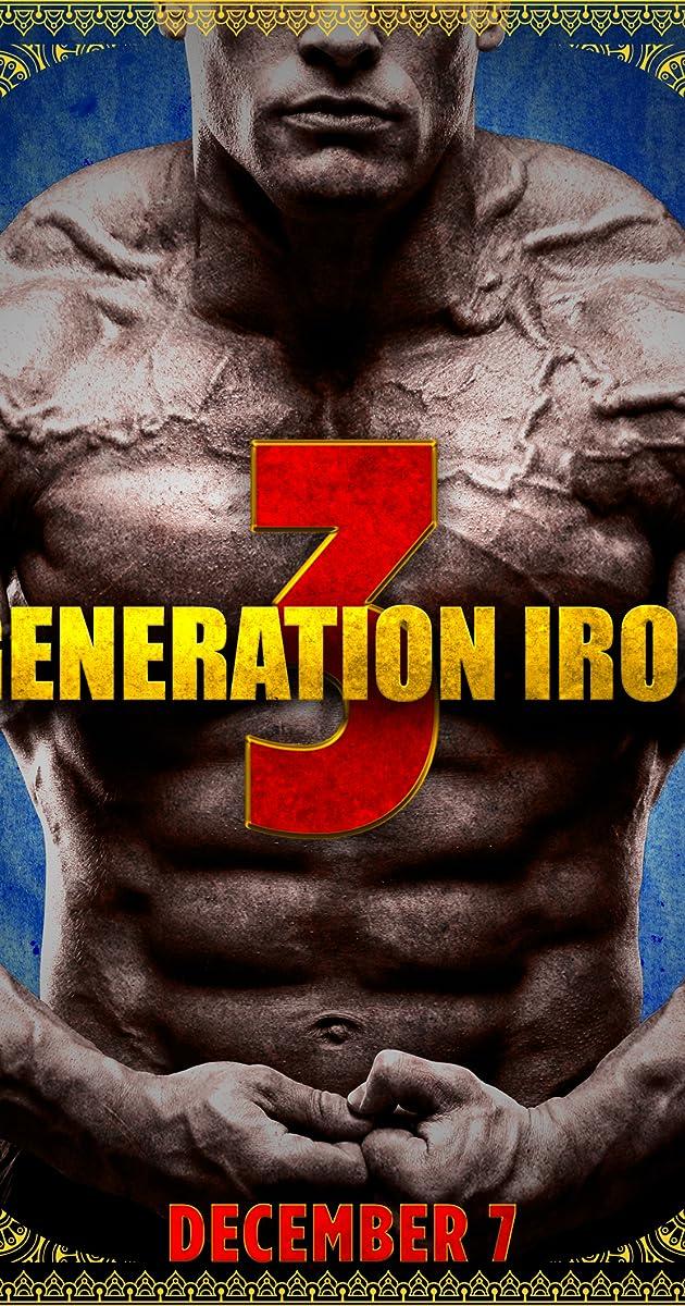 Subtitle of Generation Iron 3