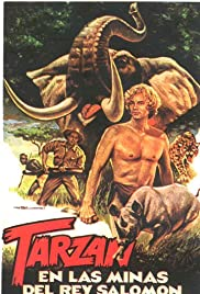 Tarzan in King Solomon's Mines Poster
