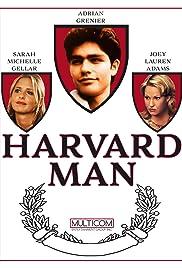 Harvard Man Poster