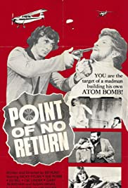 Point of No Return (1976) Poster - Movie Forum, Cast, Reviews