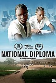National Diploma Poster