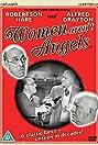 Women Aren't Angels (1943) Poster