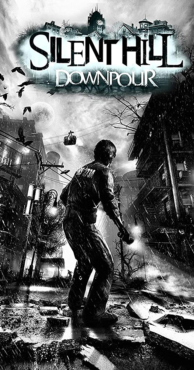 Silent Hill Downpour Video Game 2011 Imdb