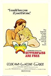Butterflies Are Free (1972) Poster - Movie Forum, Cast, Reviews
