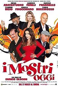 I mostri oggi (2009) Poster - Movie Forum, Cast, Reviews