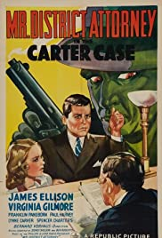 Mr. District Attorney in the Carter Case Poster