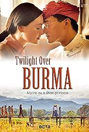 Twilight Over Burma Poster
