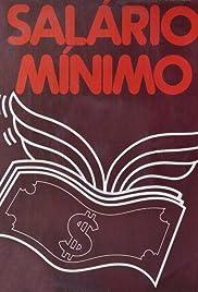 Salário Mínimo Poster
