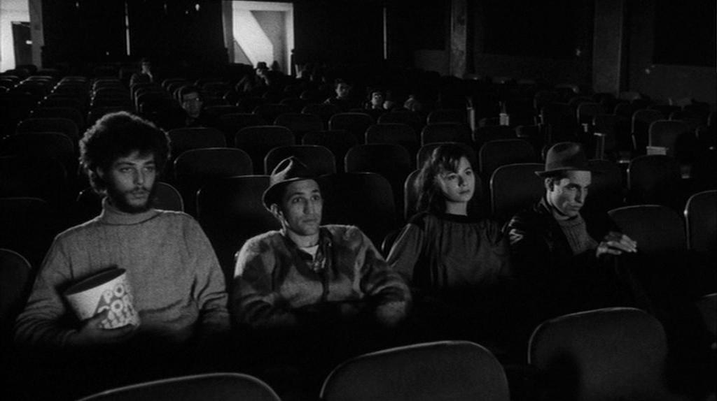 Extraños en el paraíso, dirigida por Jim Jarmusch