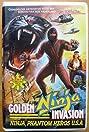 Golden Ninja Invasion (1987) Poster