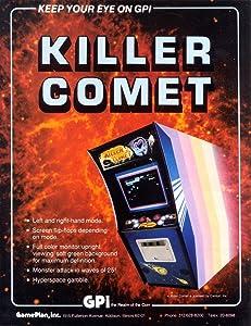 Movies digital downloads Killer Comet [HDR]