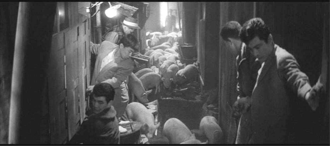 Buta to gunkan (1961)