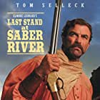 Tom Selleck in Last Stand at Saber River (1997)