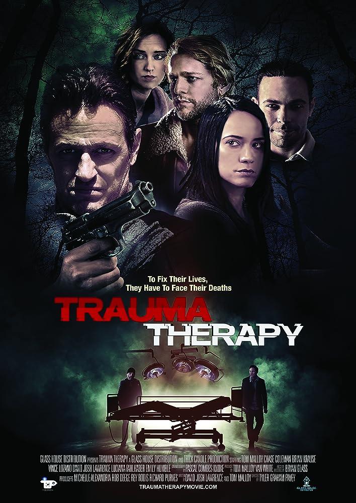 Trauma Therapy 2019 English Movie 250MB WEB-DL ESub Download