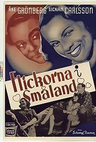 Flickorna i Småland (1945)