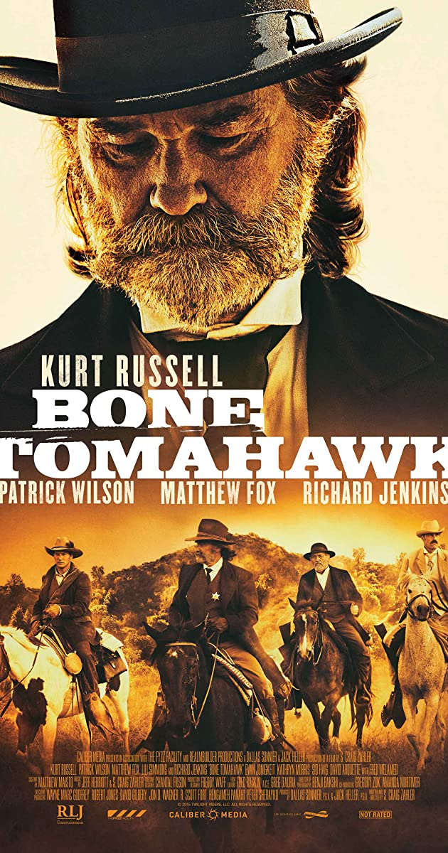 Play or Watch Movies for free Bone Tomahawk (2015)