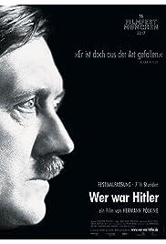 Who was Hitler