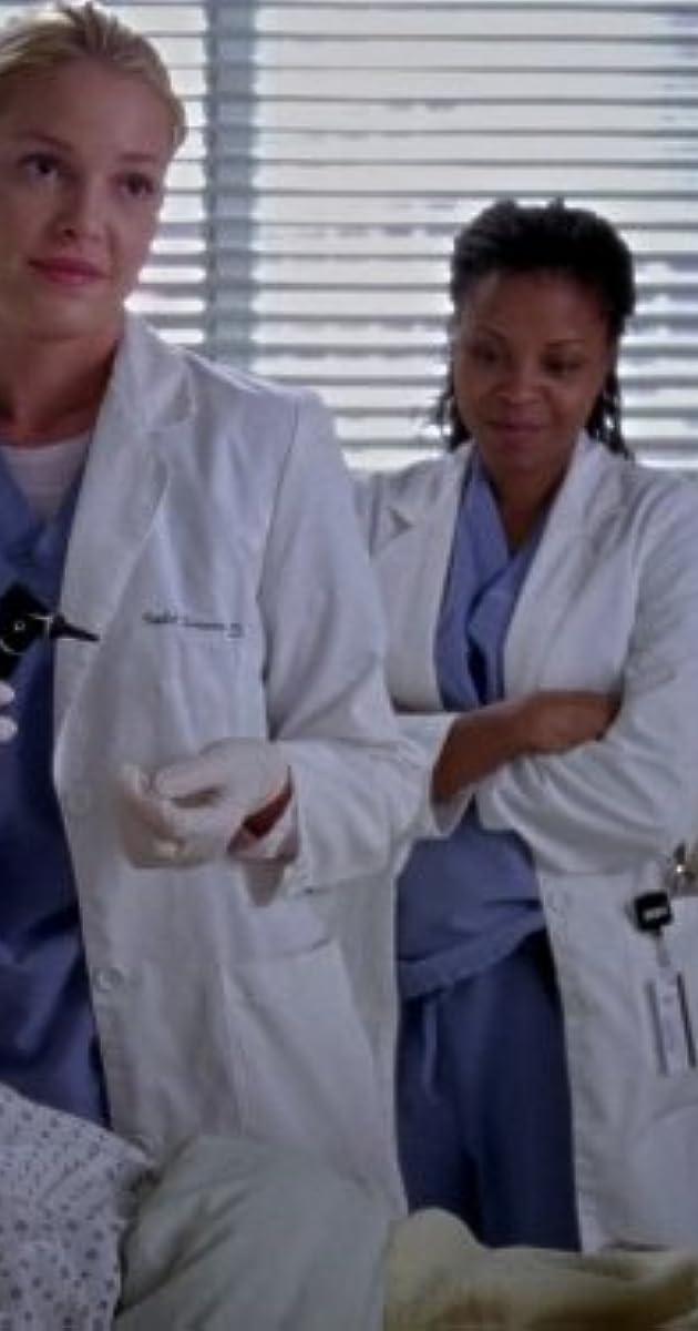 Greys Anatomy Let The Truth Sting Tv Episode 2007 Imdb