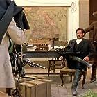 Jimmy Smits and Patricio Contreras in Old Gringo (1989)