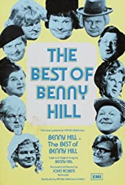 The Best of Benny Hill Poster