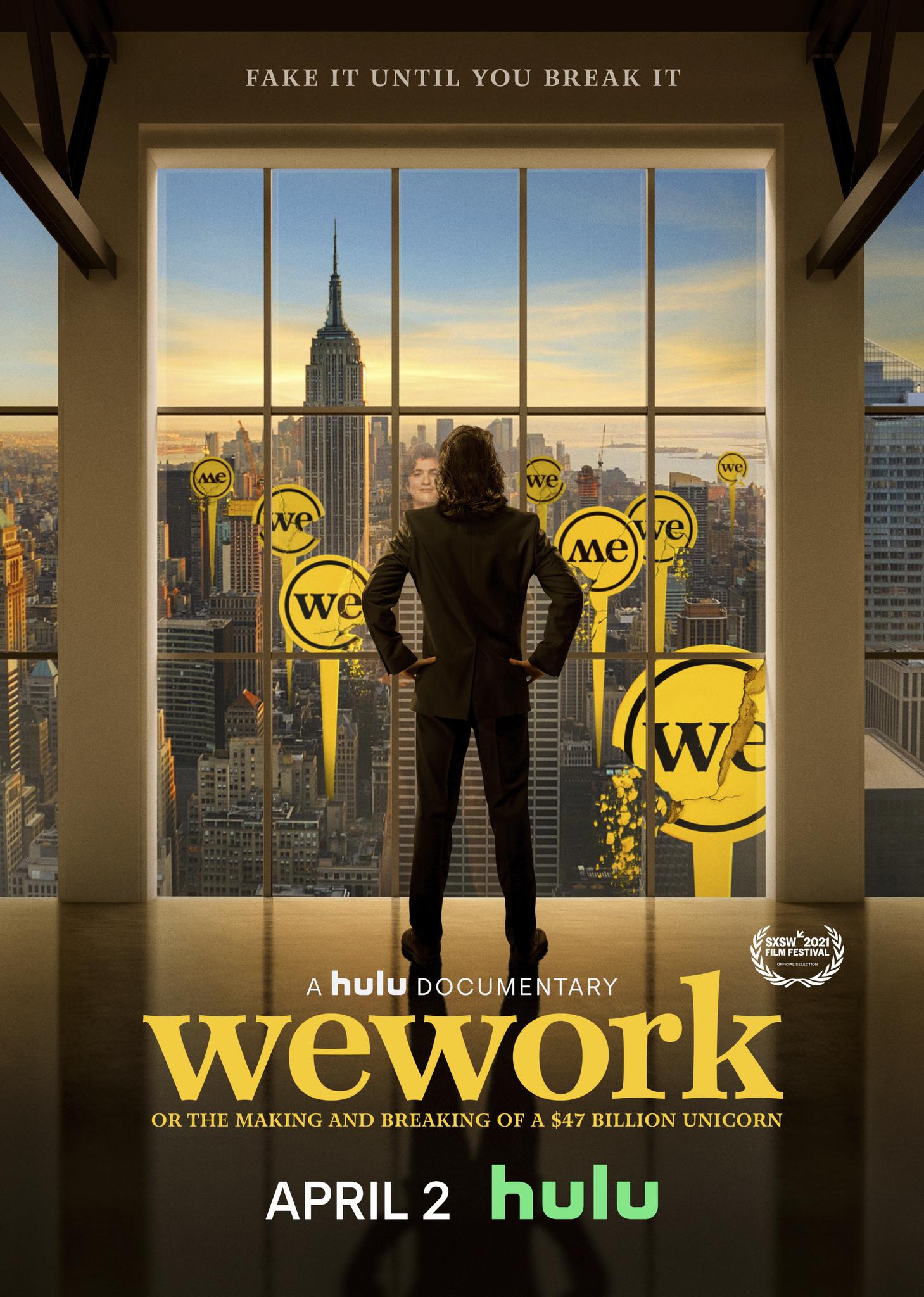 WeWork 2021 - SEE21