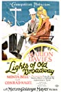 Lights of Old Broadway (1925) Poster