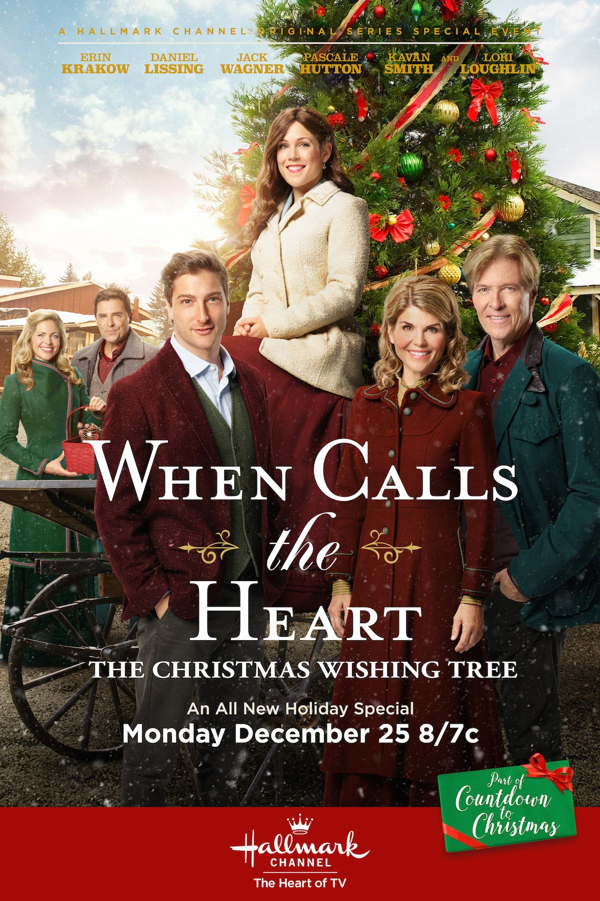 When Calls The Heart The Christmas Wishing Tree.When Calls The Heart The Christmas Wishing Tree Tv Episode