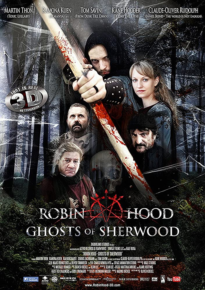 Robin Hood Ghosts Of Sherwood (2012) Hindi Dual Audio 480p BluRay