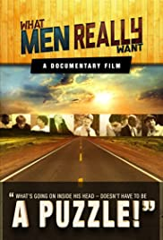 What Men Really Want Poster