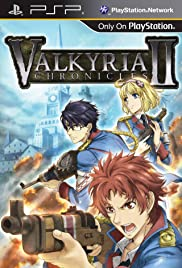 Valkyria Chronicles II Poster