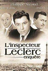 L'inspecteur Leclerc enquête (1962)