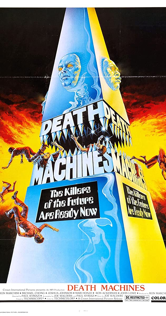 Subtitle of Death Machines