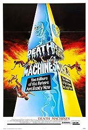 Death Machines(1976) Poster - Movie Forum, Cast, Reviews