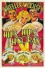 Hips, Hips, Hooray! (1934) Poster
