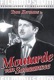 Moutarde van Sonaansee Poster