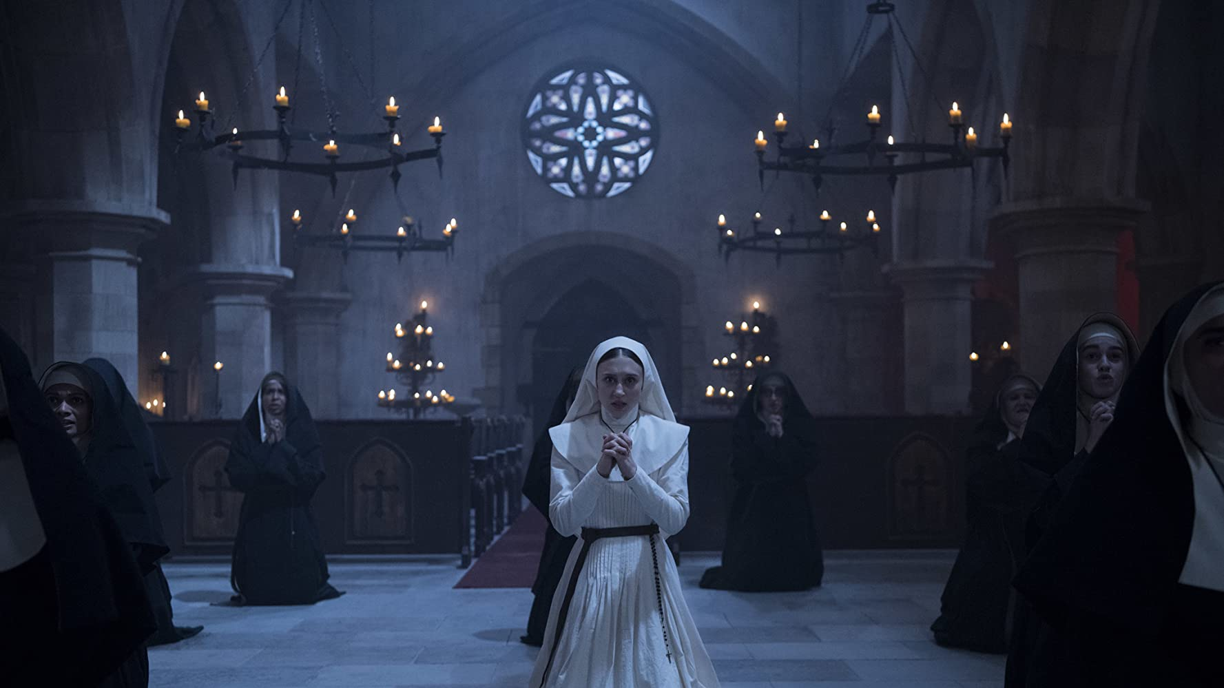 Taissa Farmiga in The Nun (2018)