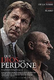 Antonio de la Torre and Roberto Álamo in Que Dios nos perdone (2016)