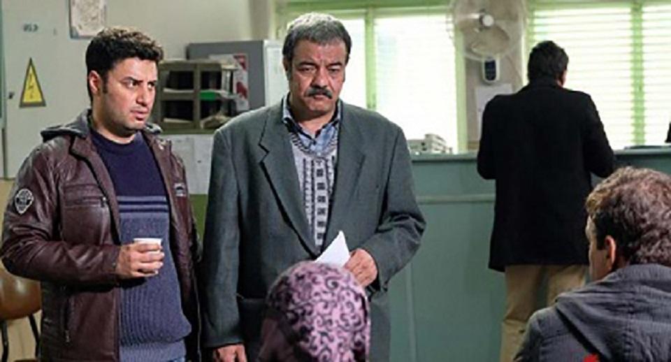 Javad Ezati and Saeed Aghakhani in Pilot (2019)