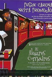 As Alegres Comadres Poster
