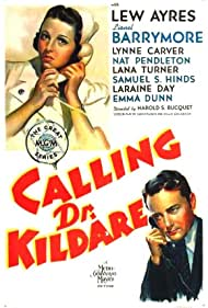 Lew Ayres in Calling Dr. Kildare (1939)