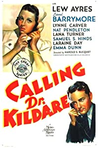 Bluray downloads movies Calling Dr. Kildare by Harold S. Bucquet [BDRip]