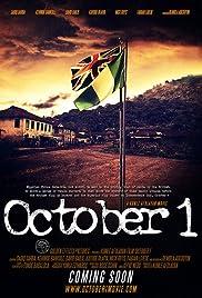 October 1(2014) Poster - Movie Forum, Cast, Reviews