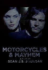 Motorcycles & Mayhem Poster