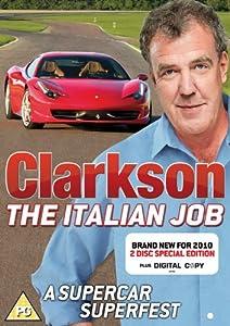 Watch thriller movies Clarkson: The Italian Job UK [2048x1536]