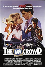 The In Crowd Poster