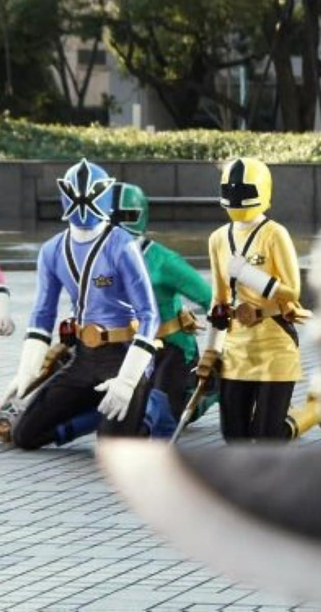 Power Rangers Samurai