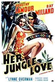 Her Jungle Love Poster